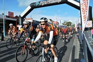 Bass Coast Cycle Challenge & Family Fun Festival