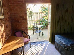 Twin Room Courtyard